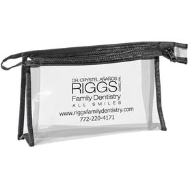 Pima Zippered Amenities Bags