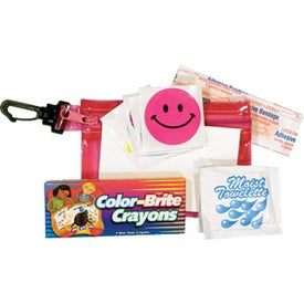 Clip 'n Go Bag for Advertising