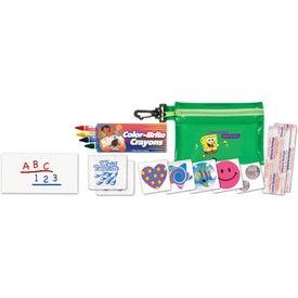 Monogrammed Clip 'n Go Bag