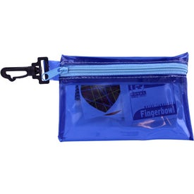 Clip 'n Go Bag Printed with Your Logo