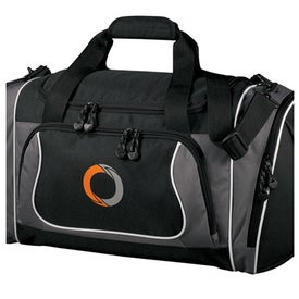 "Coil 19"" Duffel Printed with Your Logo"