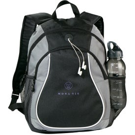 Advertising Coil Backpack