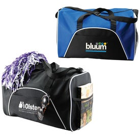 Coliseum Duffel Bag with Your Logo