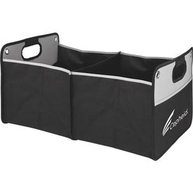 Branded Durable Collapsible Trunk Organizer
