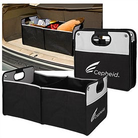 Durable Collapsible Trunk Organizer
