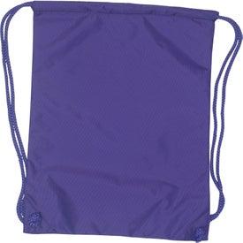 College Drawstring Bag