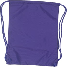 College Drawstring Bag