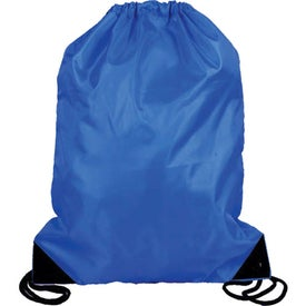 College Drawstring with Your Logo