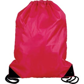 Promotional College Drawstring
