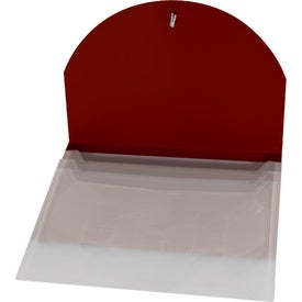 Color Flap Translucent Document Holder for Your Church
