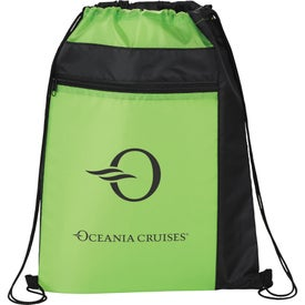 Color Pop Drawstring Sportspack Bag