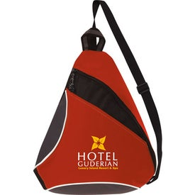 Color Splash Sling for Your Company