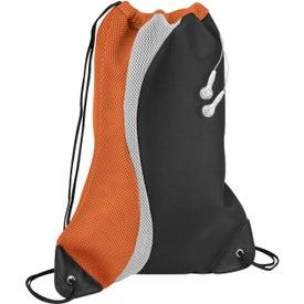 Imprinted Color Splash Sport Pack
