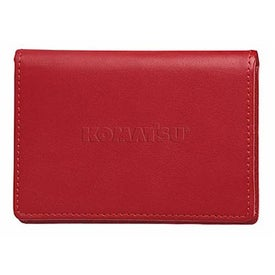 Colorplay Leather Slim Card Case Giveaways