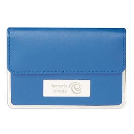Colorplay Leather Business Card Case for Promotion