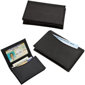 Cometa Business Card Case Branded with Your Logo