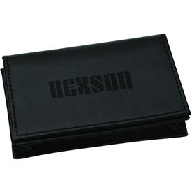 Advertising Cometa Business Card Case