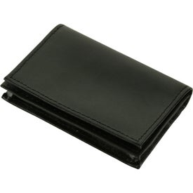 Monogrammed Cometa Business Card Case