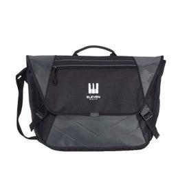Command Computer Messenger Bag