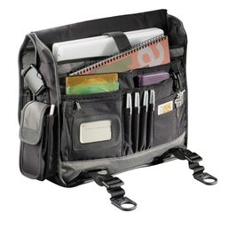 Personalized MicroTek Compu-Saddle Bag