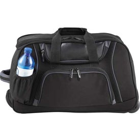 Advertising Connect Wheeled Duffel Bag