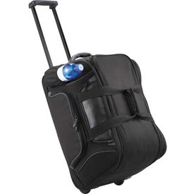 Connect Wheeled Duffel Bag for Your Organization