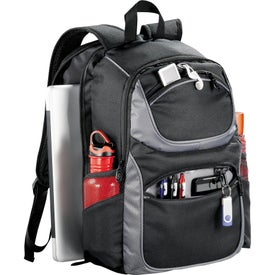 Continental Checkpoint-Friendly Compu-Backpack for your School