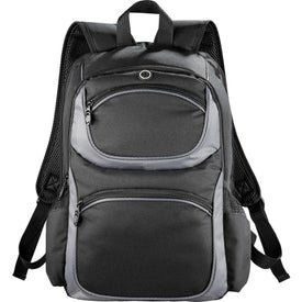 Continental Checkpoint-Friendly Compu-Backpack with Your Logo