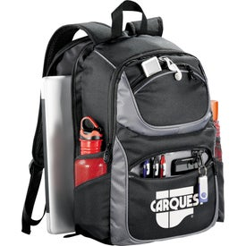 Logo Continental Checkpoint-Friendly Compu-Backpack