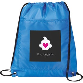 The Ampitheater Cooler Cinch with Your Slogan