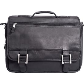 Copper Canyon Leather Expandable Briefcase