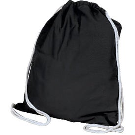 Cotton Drawstring Bag for Advertising