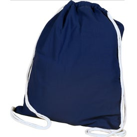 Customized Cotton Drawstring Bag