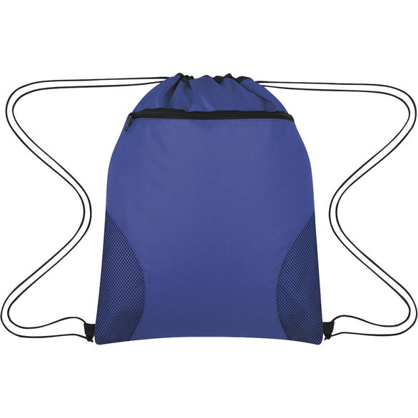 Royal Blue Courtside Drawstring Sports Pack