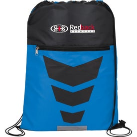 Courtside Drawstring Sportspack Bag