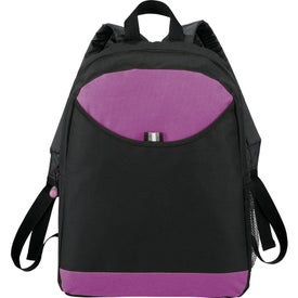 Personalized Crayon Backpack