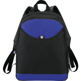 Promotional Crayon Backpack
