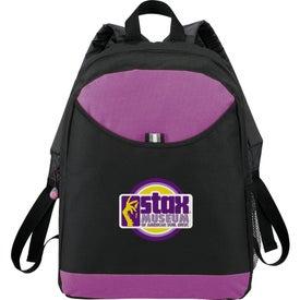 Advertising Crayon Backpack