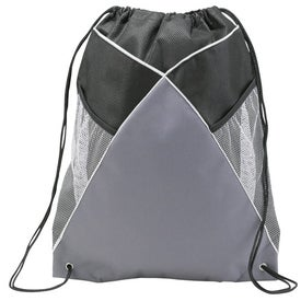 Cross Check Cinch Bag for Your Church