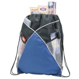 Company Cross Check Cinch Bag