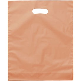 Cupid Frosted Brite Die Cut Bag Branded with Your Logo