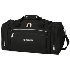 Currency Cargo Duffel Printed with Your Logo