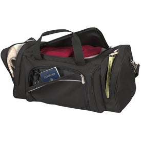 Currency Cargo Duffel Giveaways