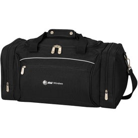 Promotional Currency Cargo Duffel