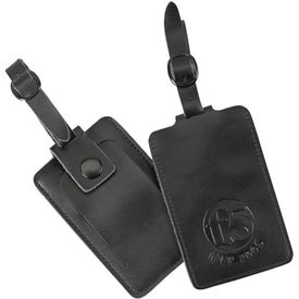 Branded Currency Luggage Tag