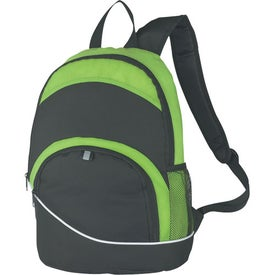 Customized Curve Backpack