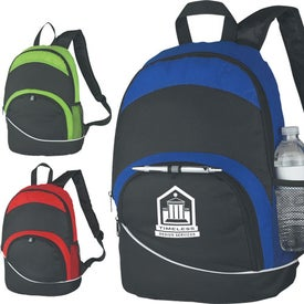 Curve Backpack for Your Church