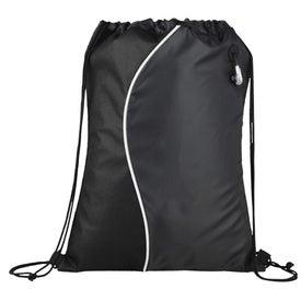 Curve Cinch Bag for Promotion