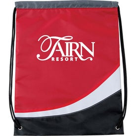 Personalized Curved Cinchpack