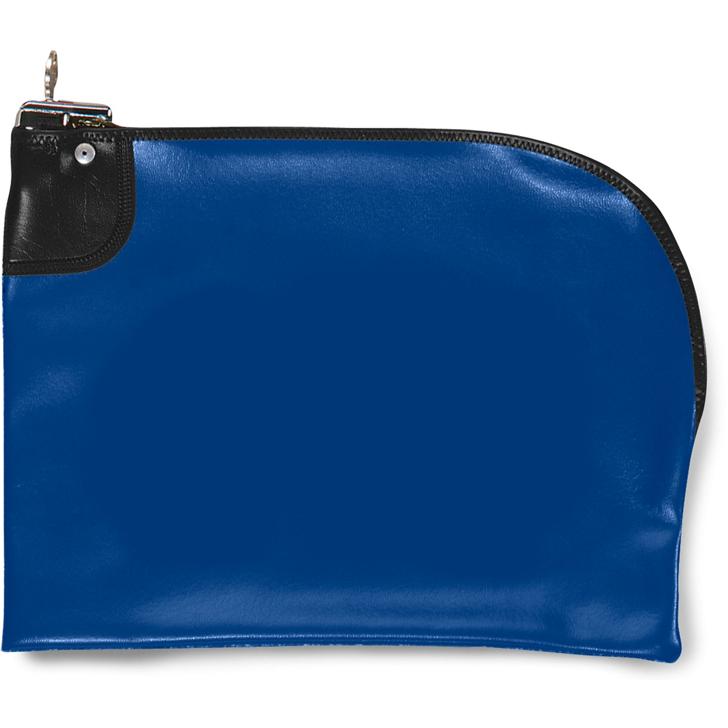 Royal Blue Curved Night Deposit Bag Ev 10 5
